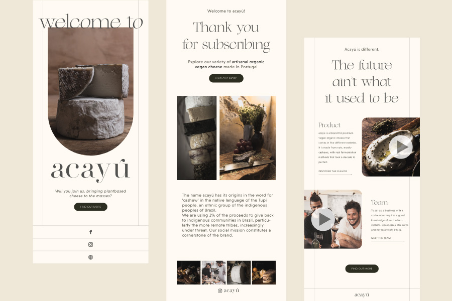 Outfox AI custom graphic design